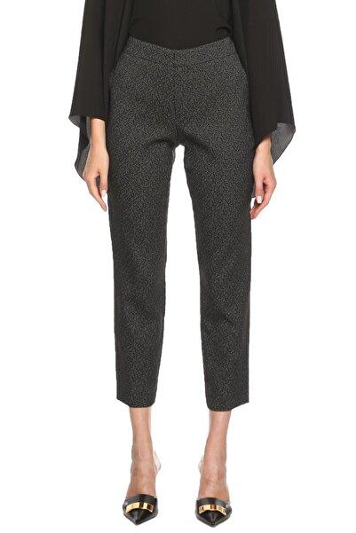Lanvin Kadın Siyah Kumaş Pantolon