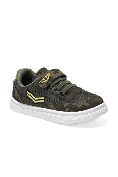 YELLOW KIDS LAYA 1FX Haki Erkek Çocuk Sneaker 101015426
