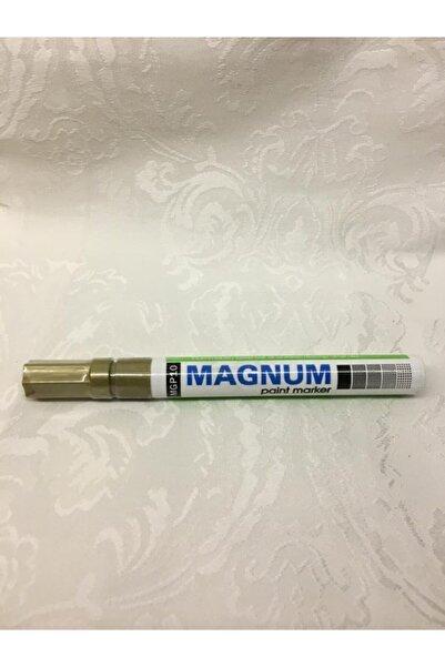 MAGNUM Paint Marker Altın Rengi