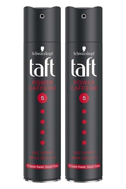 Taft Power Kafein Sprey 250 Ml X 2 Adet