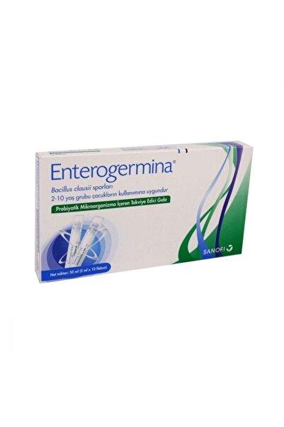 Enterogermina 2-10 Yaş 5 ml × 10 Flakon