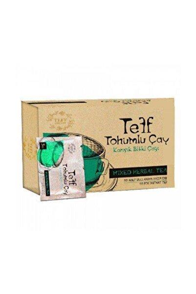 Teff Life Slim 2 Kutu Teff Tohumlu Çay - Teff Tohumu Çayı 60 Günlük Kullanım