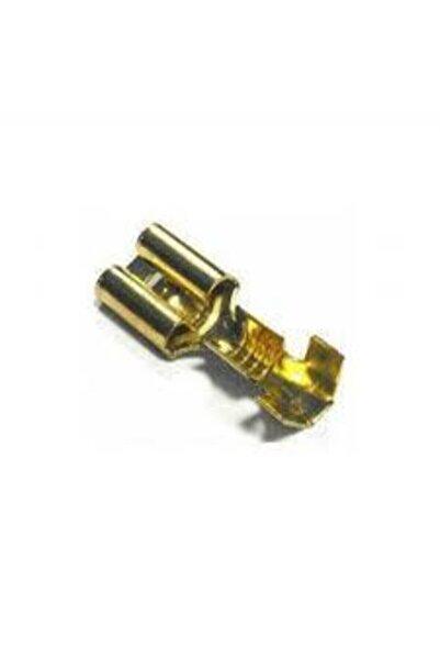 Forza Sarı Kablo Ucu Df2t Pabuç Dişi Fiş 300adet Tırnaklı 6.3(Sf-2d)