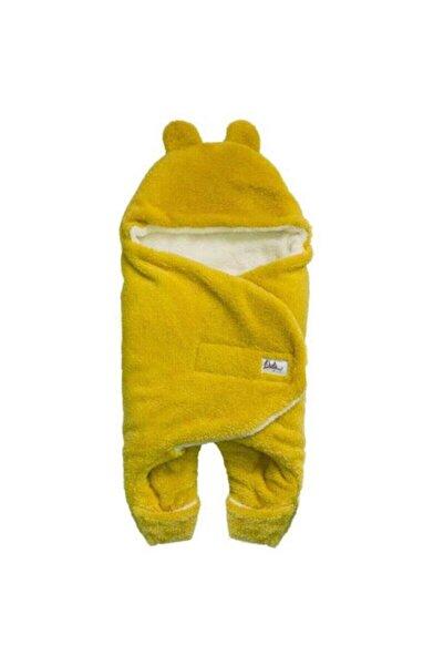 Owli Bebek Kışlık Dış Kundak Battaniye 0-6 Ay-hardal