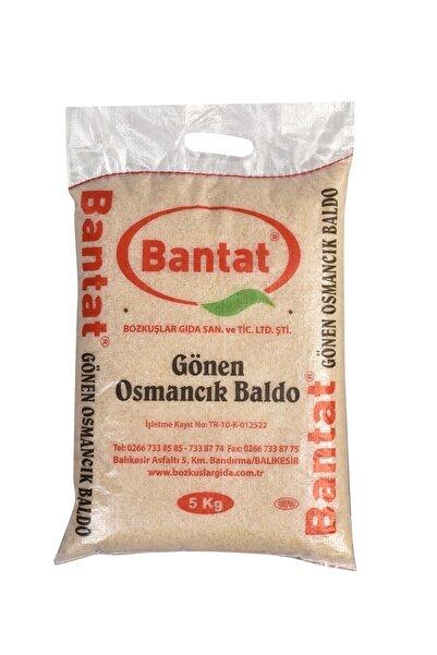 Bantat Osmancık Baldo Pirinç 5000 Gr