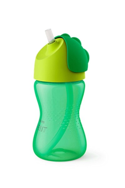 Philips Avent Yeni Desenli Pipetli Bardak 300 Ml E Scf798/01-yeşil