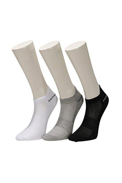 lumberjack CT544 TRIGO PATIK 3LU Beyaz Kadın Çorap 100669152