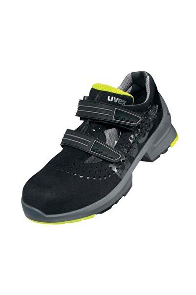 Uvex Unisex Siyah Klasik Ayakkabı