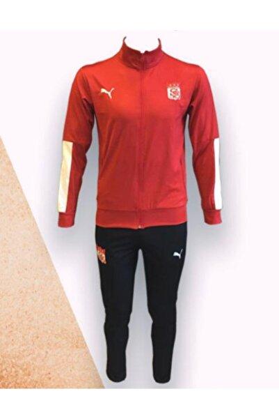 Puma Sivasspor Fermuarlı Eşofman Takımı
