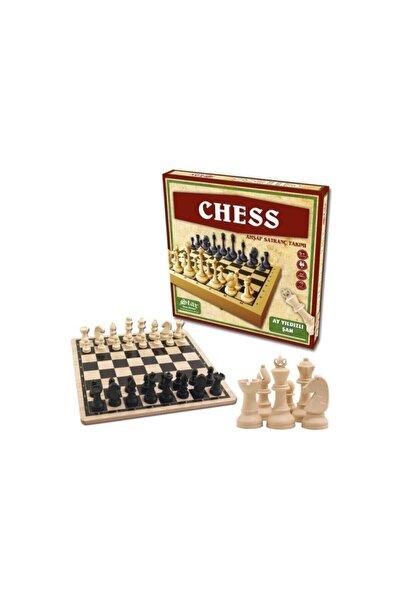 Star Oyun Star Chess Ahşap Satranç Takımı