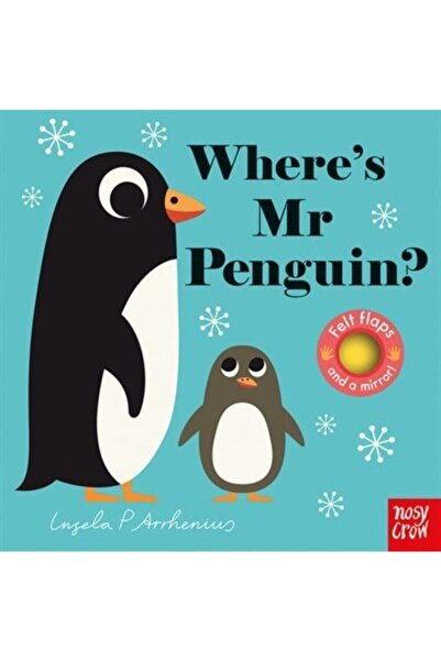 Nosy Crow Where's Mr Penguin?