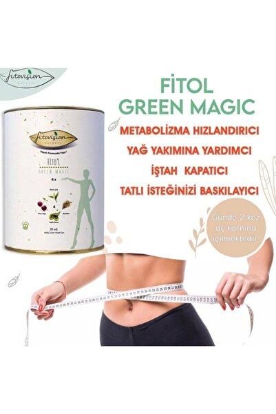 Fitovision Fitol Green Magic 30 Adet Süzen Poşet