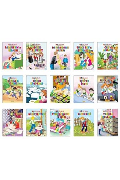 Pembe Patikler Yayınları Elim Sende - Okul Öncesi Eğitici Hikaye Seti - 15 Kitap Takım