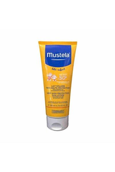 Mustela Very High Protection Güneş Kremi 200 ml
