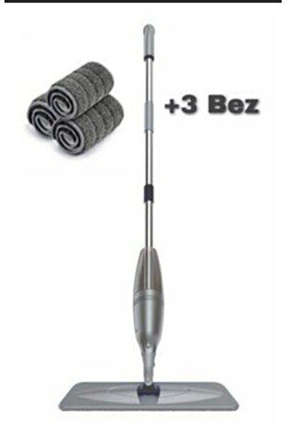 Water Spray Ceremio Mop 300 ml Hazneli 1 ve 2 Adet Mikrofiber Bez