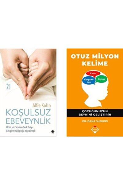 Buzdağı Yayınları Koşulsuz Ebeveylik / Otuz Milyon Kelime ( 2 Kitap Set )
