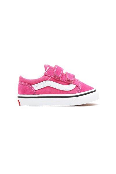 Vans Td Old Skool V Fuchsia Kız Çocuk Sneaker