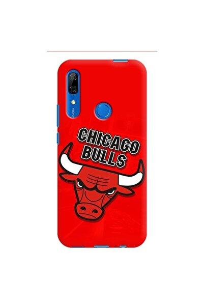 EXCLUSIVE Huawei Y9 Prime 2019 Chicago Bulls Desenli Telefon Kılıfı