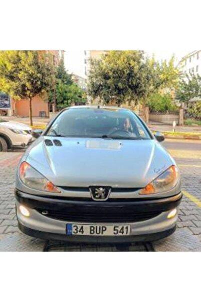 machaotoaksesuar Peugeot 206 H Lip Tüm Araçlara Uyumlu Ön Tampon Eki