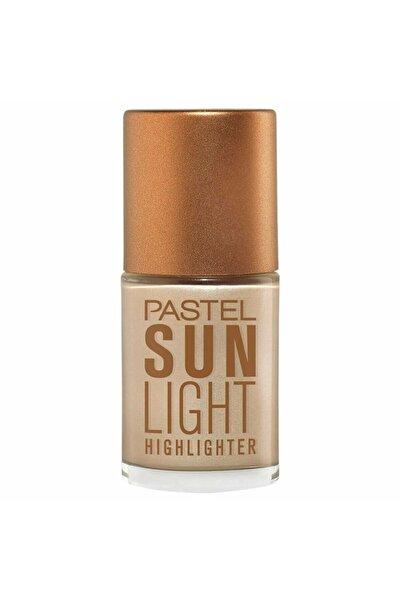 Pastel Doğal Güneş Işıltılı Highlighter
