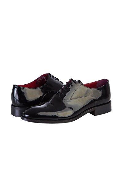 Kiğılı Bağcıklı Klasik Ayakkabı