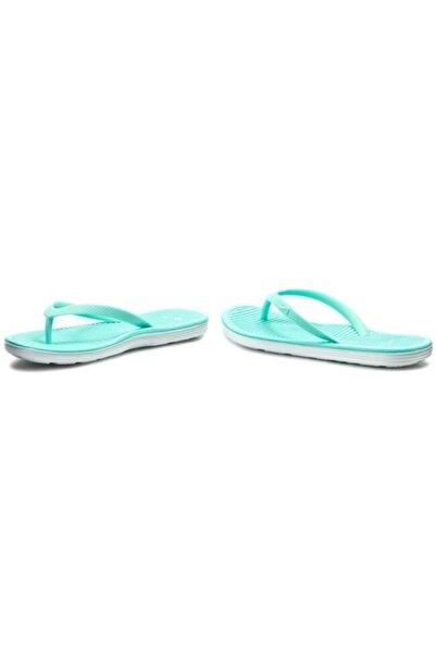 Nike Kadın Su Yeşili Solarsoft Thong Terlik 488161-314