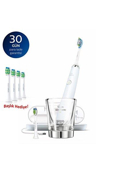 Philips Sonicare Hx9337/88 - Diamond Clean - Sonic Şarjlı Diş Fırçası + 4 Lü Yedek Başlık Hediye