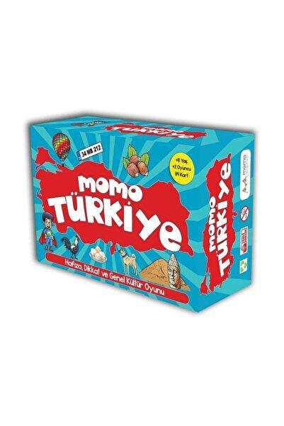 Momo Eğitim ve Danışmanlık Momo Türkiye Dikkat Hafıza Ve Genel Kültür Oyunu