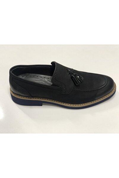 Clasmen Erkek Siyah Ayakkabı
