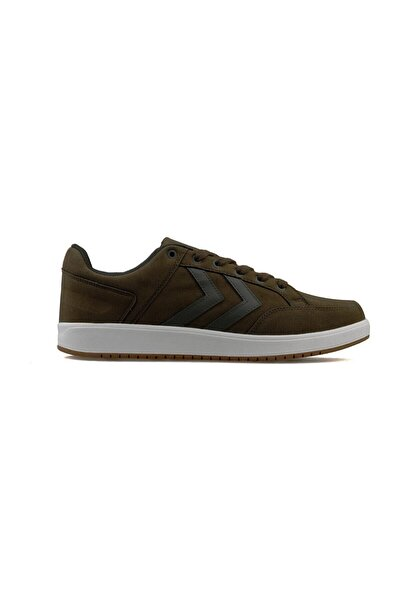 HUMMEL Bremen 207889 6740 Erkek Günlük Ayakkabı Koyu Yeşil