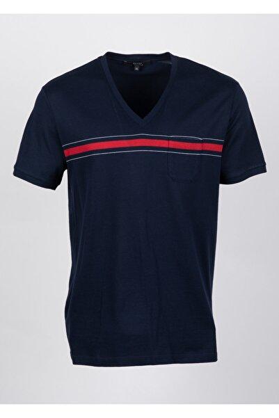 Gucci Erkek Lacivert Tshirt