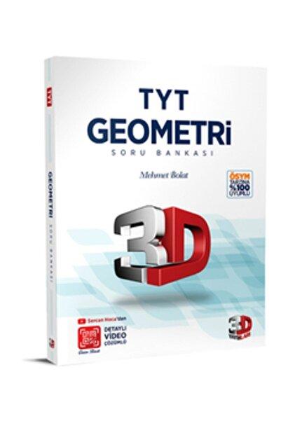 3D Yayınları 2020-2021 Baskı Tyt Geometri Soru Bankası