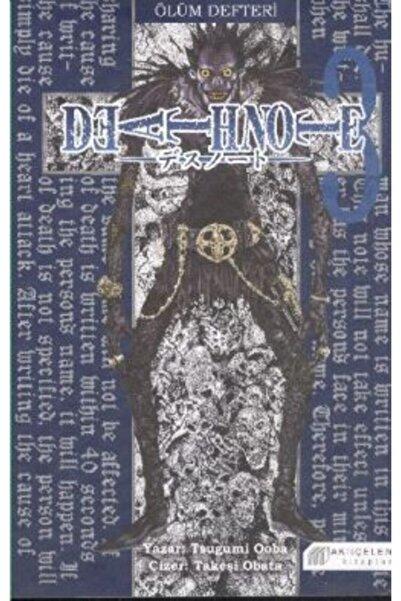 Türk Dil Kurumu Yayınları Death Note - Ölüm Defteri Cilt: 3