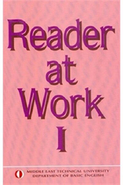 Türk Dil Kurumu Yayınları Reader At Work - 1