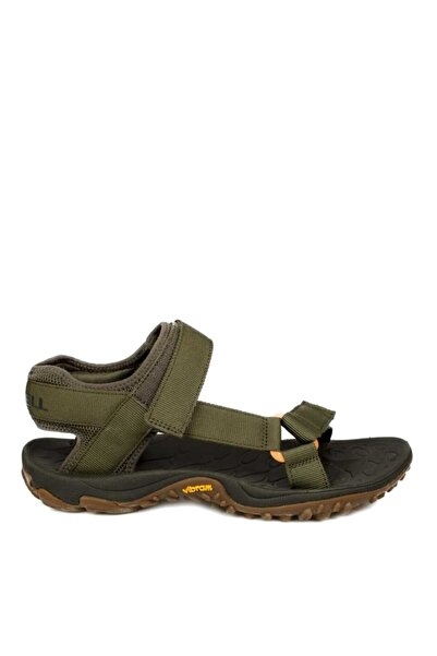 Merrell Erkek Yeşil Sandalet