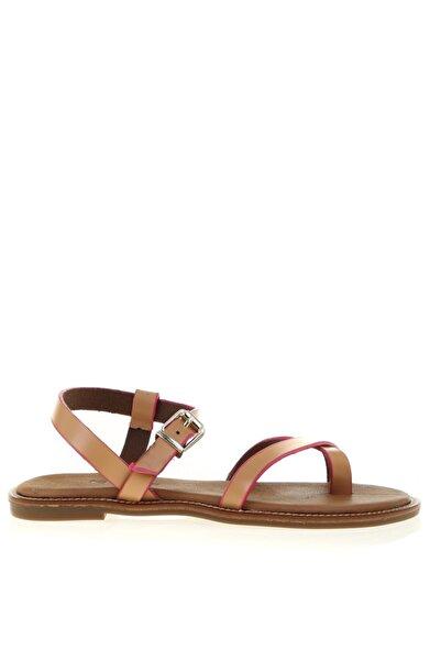 Fabrika Kadın Kahverengi Sandalet