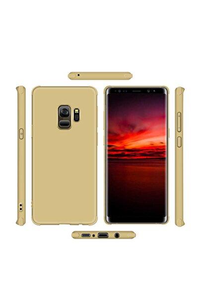 Samsung Galaxy S9 Uyumlu Sarı Kılıf