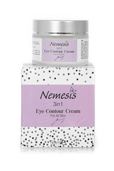 Nemesis Göz Çevresi Bakım Kremi 50 ml