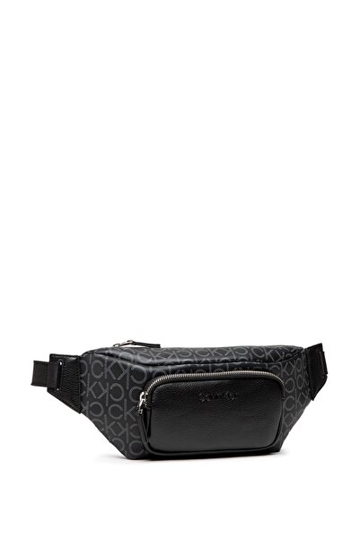 Calvin Klein Erkek Monogram Trimmed Bel Çantası K50k506850
