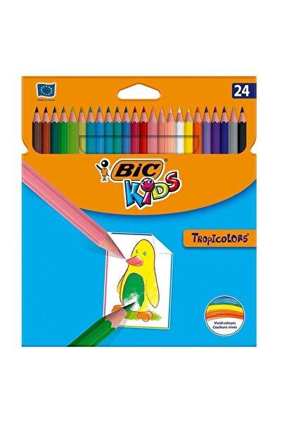 Bic Çocuk Tropicolor2 Uzun Boya Kalemi 24 Renk 832568