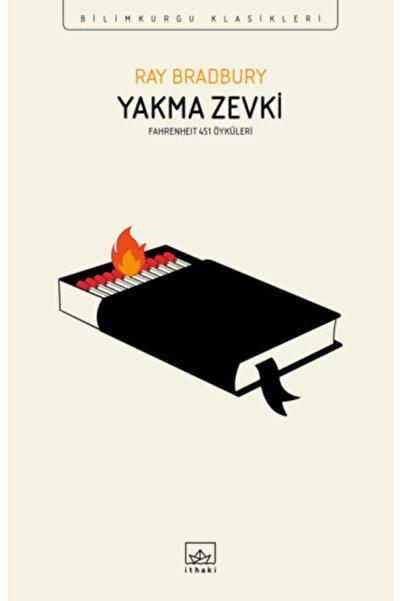 En Kitap Yakma Zevki: Fahrenheit 451 Öyküleri