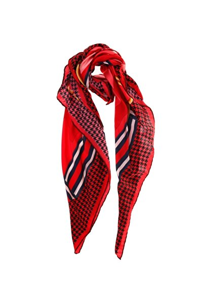 Beymen Kadın Kırmızı Eşarp