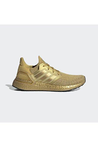 adidas Unisex Ultra Boost 20 Gold