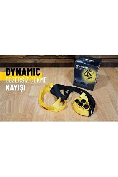 Dynamic Egzersiz Çekme Kayışı 195 Cm Esneme