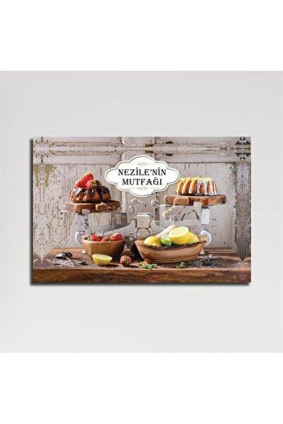 Decorathins Kişiye Özel Mutfağınıza Tablo 50 X 70 cm