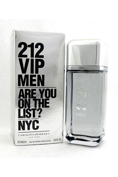 Carolina Herrera 212 Vip Men Edt 200 ml Erkek Parfüm