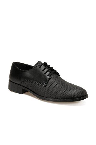 Downtown Erkek Siyah Klasik Ayakkabı 113-2