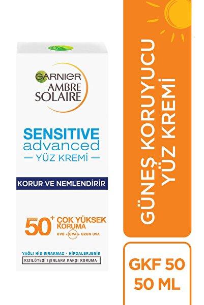 Garnier Güneş Koruyucu Yüz Kremi Spf 50 50 ml