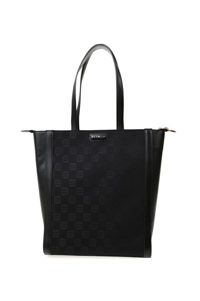 Beymen Kadın Siyah Shopper Çanta
