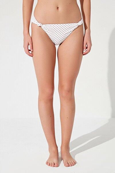 Penti Kadın Beyaz Çok Claudia Side Bikini Altı
